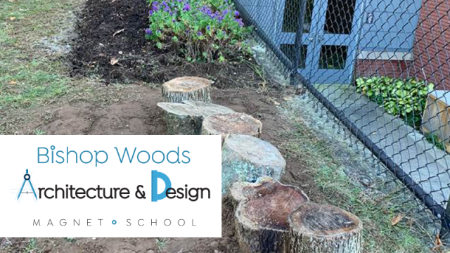 Featured Story: Bishop Woods Magnet School Goes Outside!