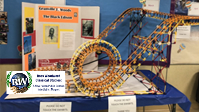 Featured Story: Creative and Innovative Projects At Ross Woodward Classical Studies Magnet School
